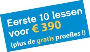 Rijschool van Rhijn Alphen aan den Rijn De eerste 10 lessen voor €390 plus gratis proefles!